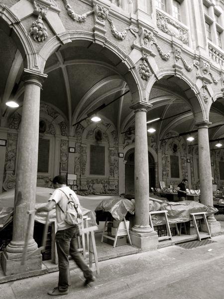 Lille photo noir&blanc Vincent Bouchet